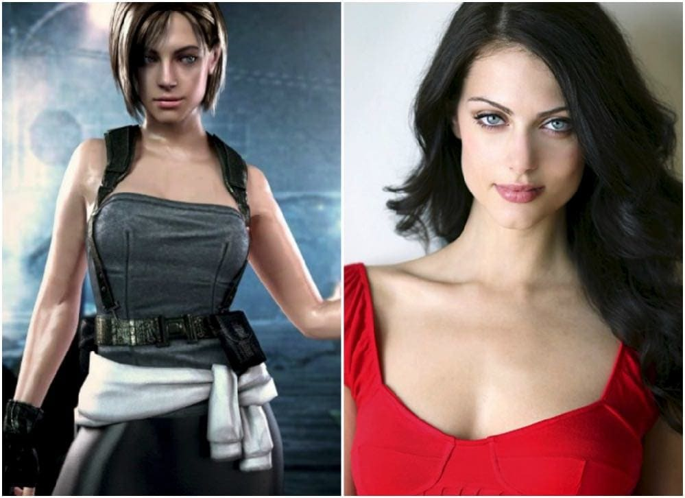 The Real Life Women Behind Your Favorite Video Game
