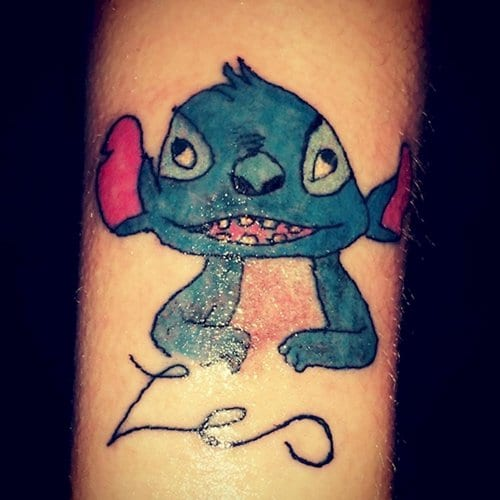 Stiched Leg Tattoo: These Tattoos Didn't Exactly Turn Out Like The People Who