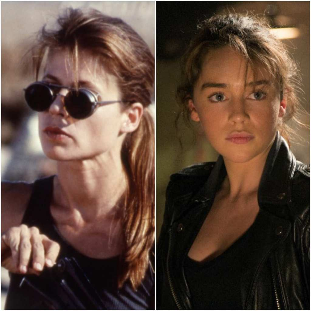 Movie roles that were recast with different actors in sequels and