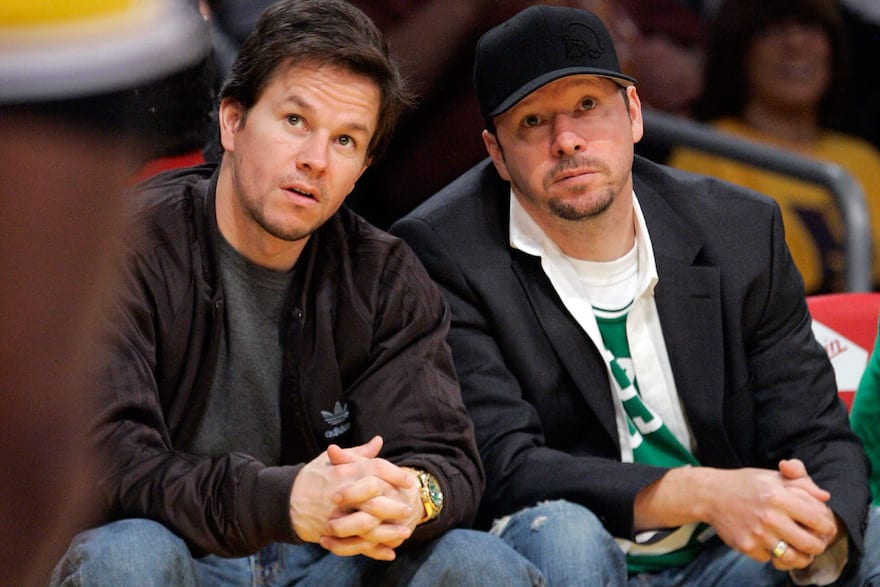 All the scandalous details behind the Wahlberg brothers ...
